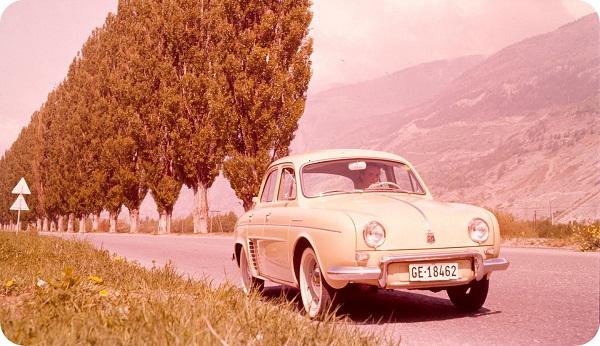 Renault Dauphine, recordarlo es volver a vivir