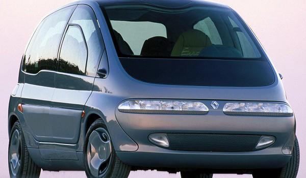 Renault Scénic Concept, una interesante propuesta en Monovolumenes