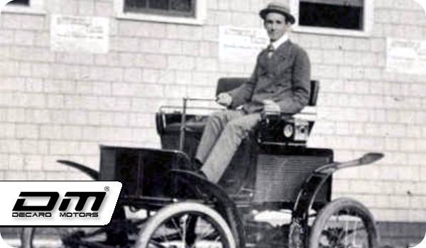La primera multa por exceso de velocidad de la historia