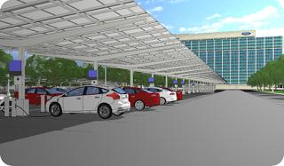 Ford y DTE Energy construirán la instalación solar más importante de Michigan