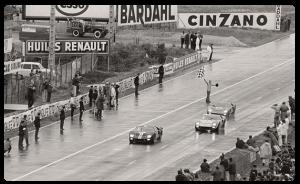 Foto final Le Mans 1966