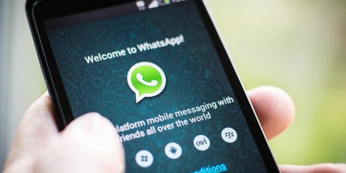 Archiva tus conversaciones de WhatsApp en Google Drive.