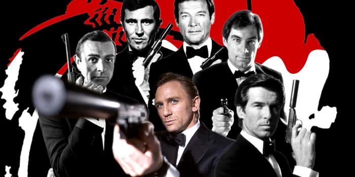 Las mejores canciones de la saga James Bond