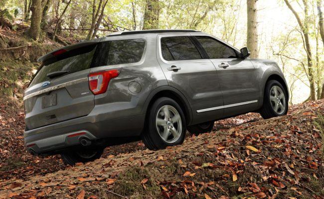 Nueva Ford Explorer 2016 disponible en Decaro Motors