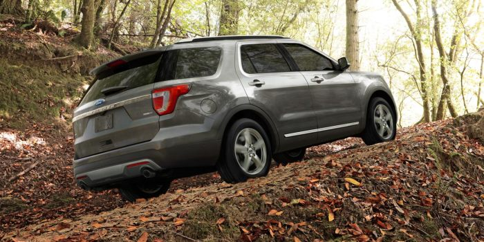 Nueva Ford Explorer 2016 disponible en Decaro Motors