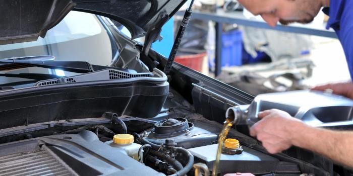 Cuándo cambiar el aceite del motor