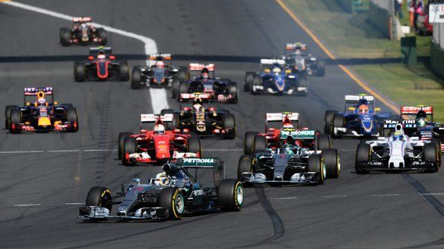 5- En la temporada 2016 21 grandes premios a disputarse, un nuevo récord para la F1